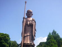 弘法大師像(弘法山金剛寺)